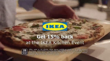 IKEA Kitchen Event TV Spot, 'Sharing a Meal' - Thumbnail 8