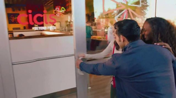 CiCi's Flatbread Pizzas TV Spot, 'Explore' - Thumbnail 1
