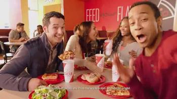 CiCi's Flatbread Pizzas TV Spot, 'Explore' - Thumbnail 10