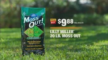 The Home Depot TV Spot, 'Evolving Gardens: Moss Out' - Thumbnail 4