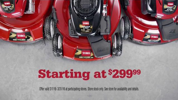 ACE Hardware TV Spot, 'Take Over the Lawn With Toro' - Thumbnail 8