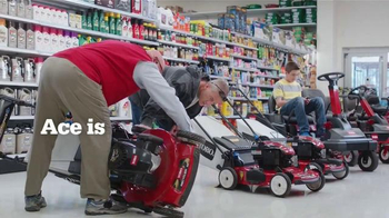 ACE Hardware TV Spot, 'Take Over the Lawn With Toro' - Thumbnail 4