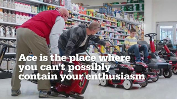 ACE Hardware TV Spot, 'Take Over the Lawn With Toro' - Thumbnail 5