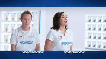 Progressive TV Spot, 'Hype Man' - 8164 commercial airings