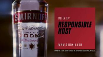 Smirnoff Triple Distilled Vodka TV Spot, 'Spike: Taffer Tip' - Thumbnail 10