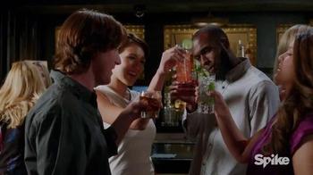 Smirnoff Triple Distilled Vodka TV Spot, 'Spike: Taffer Tip' - Thumbnail 3