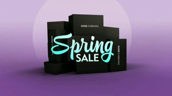 Shoe Carnival Spring Sale TV Spot, 'Strappy Sandals' - 503 commercial airings