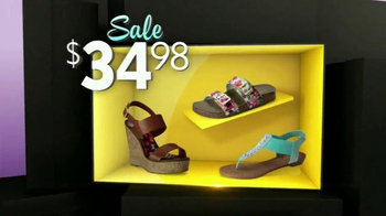 Shoe Carnival Spring Sale TV Spot, 'Strappy Sandals' - Thumbnail 3