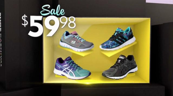 Shoe Carnival Spring Sale TV Spot, 'Name-Brand Athletics'