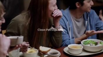Panera Bread Clean Pairings Menu TV Spot, 'Spring Clean Pairings' - Thumbnail 6