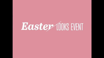 K&G Fashion Superstore Easter Looks Event TV Spot, 'Suits and Dresses' - Thumbnail 3