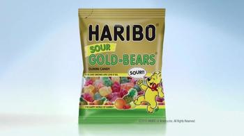 Haribo Sour Gold-Bears TV Spot, 'Right Bit of Sour' - Thumbnail 8