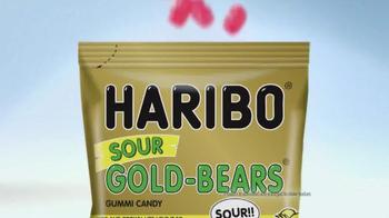 Haribo Sour Gold-Bears TV Spot, 'Right Bit of Sour' - Thumbnail 7