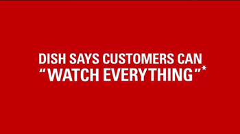 Make Dish Deliver TV Spot, 'NBC Universal' - 85 commercial airings