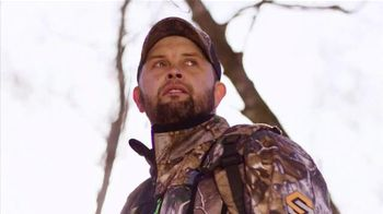 Realtree Xtra TV Spot, 'Nature's Match' Featuring Michael Waddell