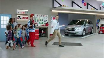 Honda Dream Garage Sales Event TV Spot, 'Clowns' - Thumbnail 2