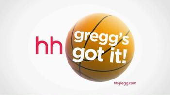 h.h. gregg TV Spot, 'Slam Dunk Savings'