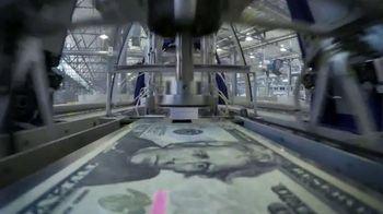 Esurance TV Spot, 'Life of a Dollar' - 2422 commercial airings