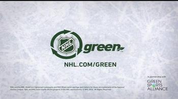 NHL Network TV Spot, 'Green Sports Alliance' - Thumbnail 9