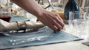 Chinet Cut Crystal TV Spot, 'Seating Arrangements' - Thumbnail 7