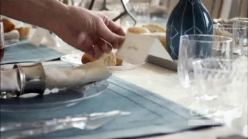 Chinet Cut Crystal TV Spot, 'Seating Arrangements' - Thumbnail 8