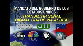 TV Free-Way TV Spot, 'Transmisión de señal digital' [Spanish] - Thumbnail 2