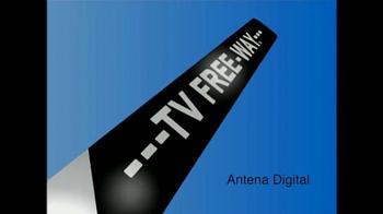TV Free-Way TV Spot, 'Transmisión de señal digital' [Spanish]