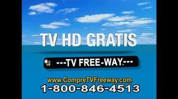 TV Free-Way TV Spot, 'Transmisión de señal digital' [Spanish] - Thumbnail 6