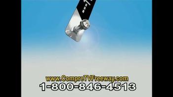 TV Free-Way TV Spot, 'Transmisión de señal digital' [Spanish] - Thumbnail 7