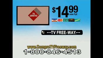 TV Free-Way TV Spot, 'Transmisión de señal digital' [Spanish] - Thumbnail 8