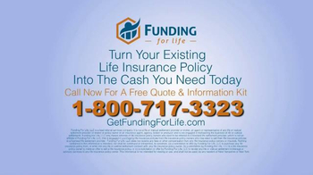 Funding for Life TV Spot, 'Cash Today' - Thumbnail 10