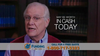 Funding for Life TV Spot, 'Cash Today' - Thumbnail 7
