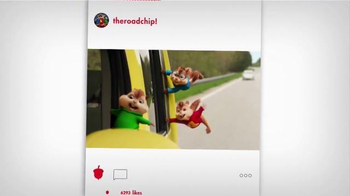 Alvin and the Chipmunks: The Road Chip Home Entertainment TV Spot - Thumbnail 2