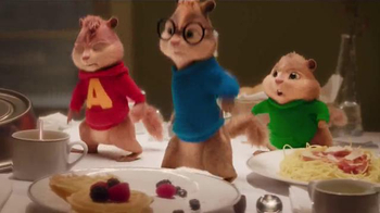 Alvin and the Chipmunks: The Road Chip Home Entertainment TV Spot - Thumbnail 5