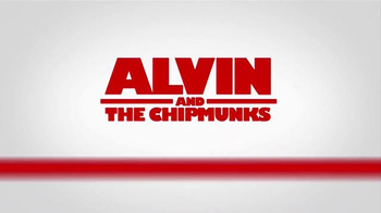 Alvin and the Chipmunks: The Road Chip Home Entertainment TV Spot - Thumbnail 7