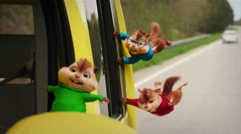 Alvin and the Chipmunks: The Road Chip Home Entertainment TV Spot