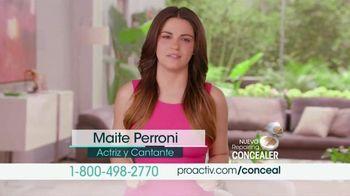Proactiv Repairing Concealer TV Spot, 'Oculte' con Maite Perroni [Spanish] - 21 commercial airings