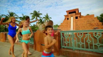 Atlantis TV Spot, 'Why Do We Vacation?: Dining Plan Offer' - Thumbnail 1