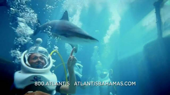 Atlantis TV Spot, 'Why Do We Vacation?: Dining Plan Offer' - Thumbnail 4