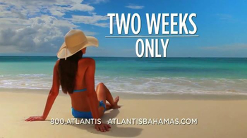 Atlantis TV Spot, 'Why Do We Vacation?: Dining Plan Offer' - Thumbnail 5