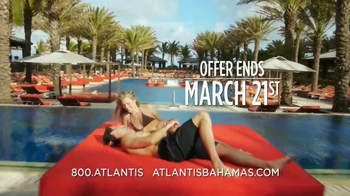 Atlantis TV Spot, 'Why Do We Vacation?: Dining Plan Offer' - Thumbnail 8