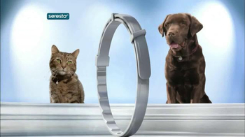 Seresto Large Dog TV Spot, 'Non-Greasy Collar' - Thumbnail 8