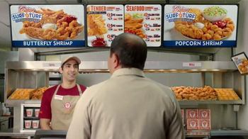 Popeyes Cajun Surf & Turf TV Spot, 'Decide' con Alejandro Patino [Spanish] - Thumbnail 1