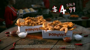 Popeyes Cajun Surf & Turf TV Spot, 'Decide' con Alejandro Patino [Spanish] - Thumbnail 10