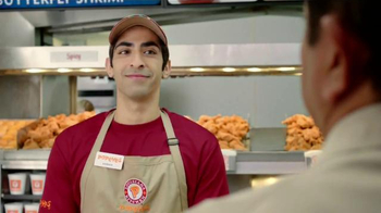 Popeyes Cajun Surf & Turf TV Spot, 'Decide' con Alejandro Patino [Spanish] - Thumbnail 2