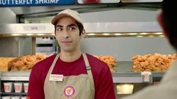 Popeyes Cajun Surf & Turf TV Spot, 'Decide' con Alejandro Patino [Spanish] - Thumbnail 6