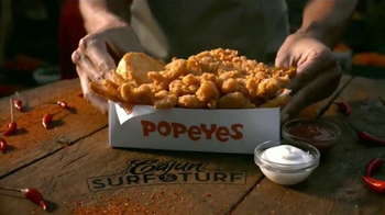 Popeyes Cajun Surf & Turf TV Spot, 'Decide' con Alejandro Patino [Spanish] - Thumbnail 8