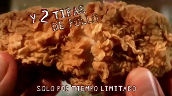 Popeyes Cajun Surf & Turf TV Spot, 'Decide' con Alejandro Patino [Spanish] - Thumbnail 9