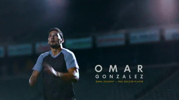 Southern New Hampshire University TV Spot, 'Dedication' Feat. Omar Gonzalez