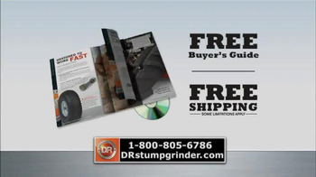 DR Stump Grinder TV Spot, 'Grinding Em Down' - Thumbnail 10